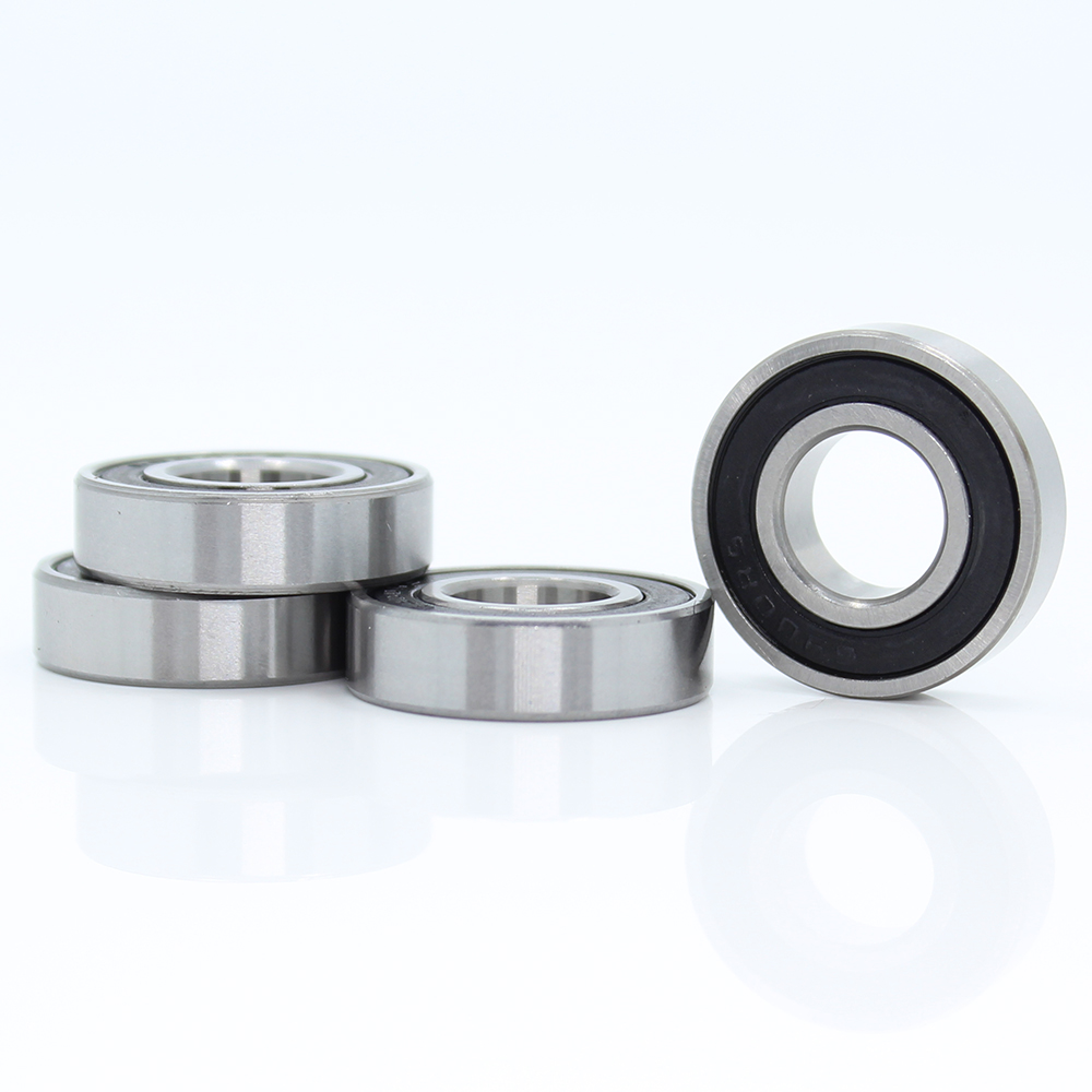 10PCS 6900-2RS 6900RS Deep Groove Rubber Shielded Ball Bearing 10mm*22mm*6mm