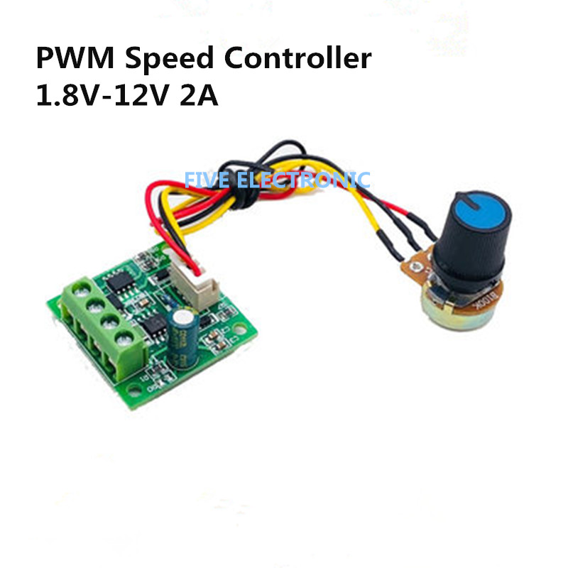PWM регулятор двигателя пост. Тока 5V6V12V24V регулятор скорости двигателя 3A5A10A светодиодный модуль затемнения
