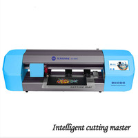 SS 890C smart laser precision cutting machine for mobile phone LCD screen protect Water coagulation membrane cutting Tool