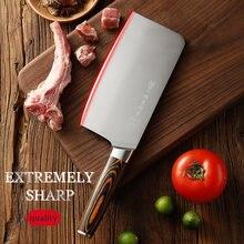 Ножи кухонные кованые ручной работы из высокоуглеродистой стали
