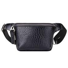 Повседневная поясная сумка для женщин из кожи аллигатора, поясная сумка для телефона, нагрудная сумка, женская сумка с широким ремнем, женская сумка через плечо с клапаном