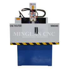Minglan low price Metal-Engraving-Machine 6060 cnc mould machine