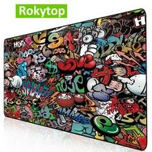 Computer mouse pad Gaming MousePad Anti-slip Large Mouse Gamer XL Mause Carpet PC Desk Mat keyboard carpet for
