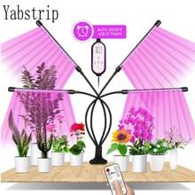 À prova dwaterproof água led cresce a luz dc 5 v usb 9 w 18 27 w espectro completo para o interior plântula flor phyto lâmpadas fitoampy crescer lâmpada