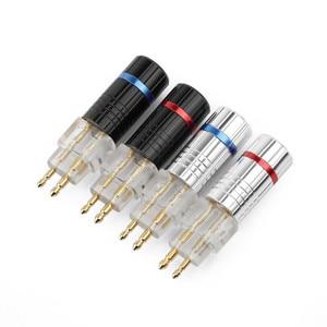 Image 5 - 이어폰 핀 HD600 HD650 HD580 HD25 헤드폰 업그레이드 플러그 남성용 여성용 오디오 잭 어댑터 용 오디오 커넥터