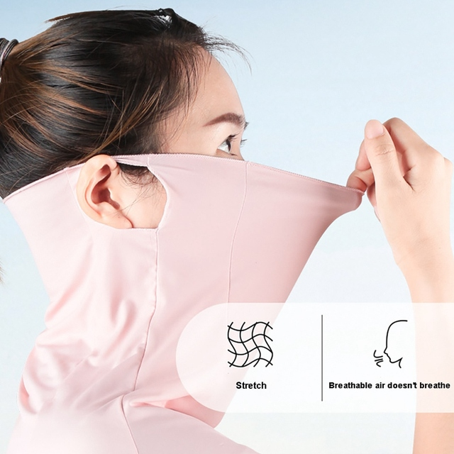 Solid Color Multi-Function Seamless Quick-Drying Visor Anti-Sweat Belts Hair Bandana Outdoor Sportswear Accessories 3