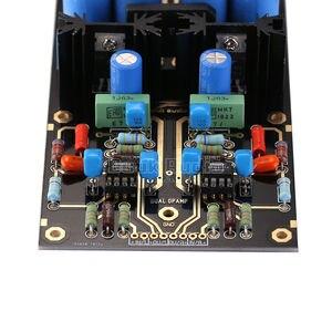 Image 5 - HIFI DUAL MM RIAA วงจร OPA2111KP แผ่นเสียง HiFi Preamp Phono Preamplifier ประกอบ Board