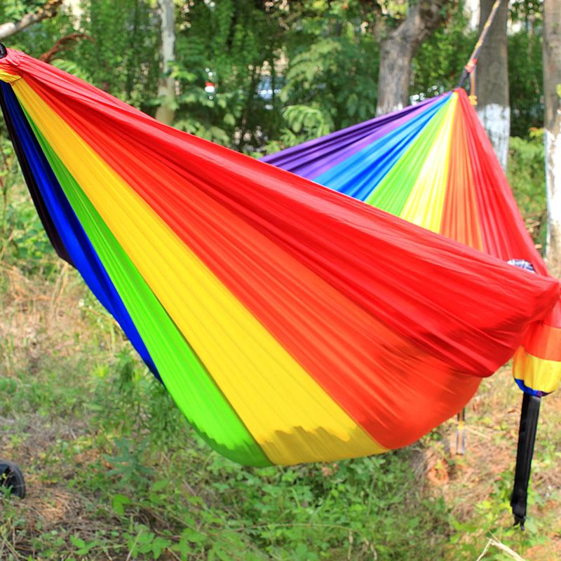 Ultra-large Parachute Hammock Handy Hammock Rainbeam