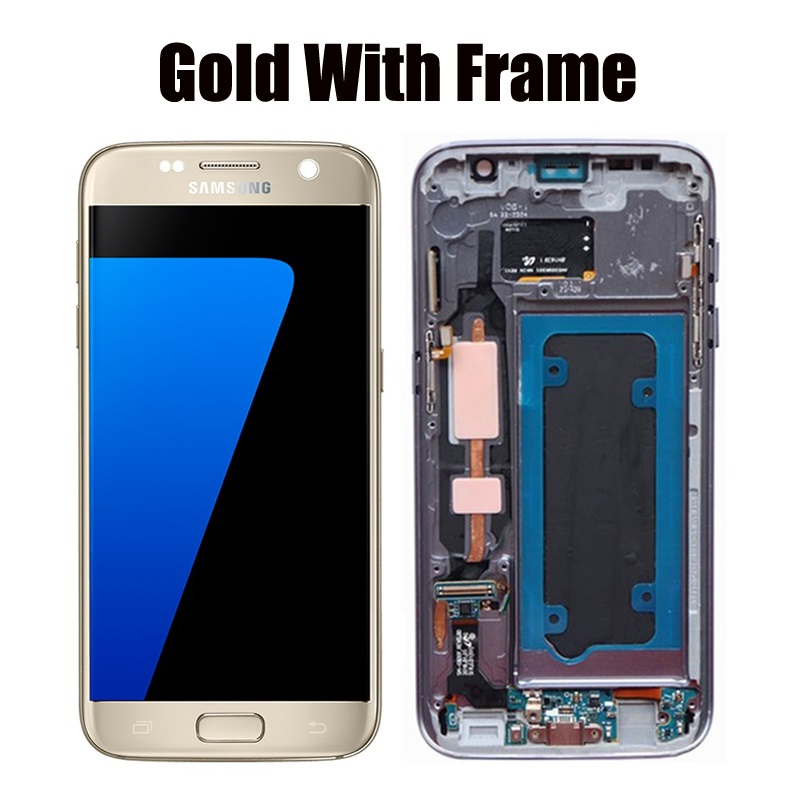 Gold With Frame