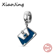 High quality Handbags Pendant charms Beads Fit Pandora charms silver 925 original beads jewelry making for Luxury women gifts pcm2704 pcm2704dbr ssop28