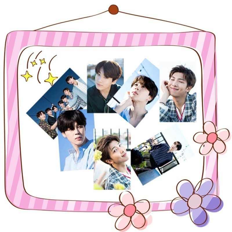Kpop 5th 記念紙ロモカード Jimin V 菅集団 Photocard ポスター自己紙フォトカード 30 ピース/セット