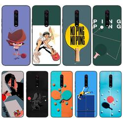 На Алиэкспресс купить чехол для смартфона baweite sports ping pong diy painted bling phone case for redmi s2 5a 5 5plus 6 6pro 6a 4x 4x 7 7a cover