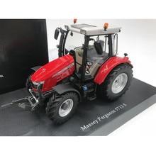1:32 Сплав Трактор Модель MASSEY FERGUSON MF5713S металлический сельскохозяйственный трактор Модель Коллекция украшений