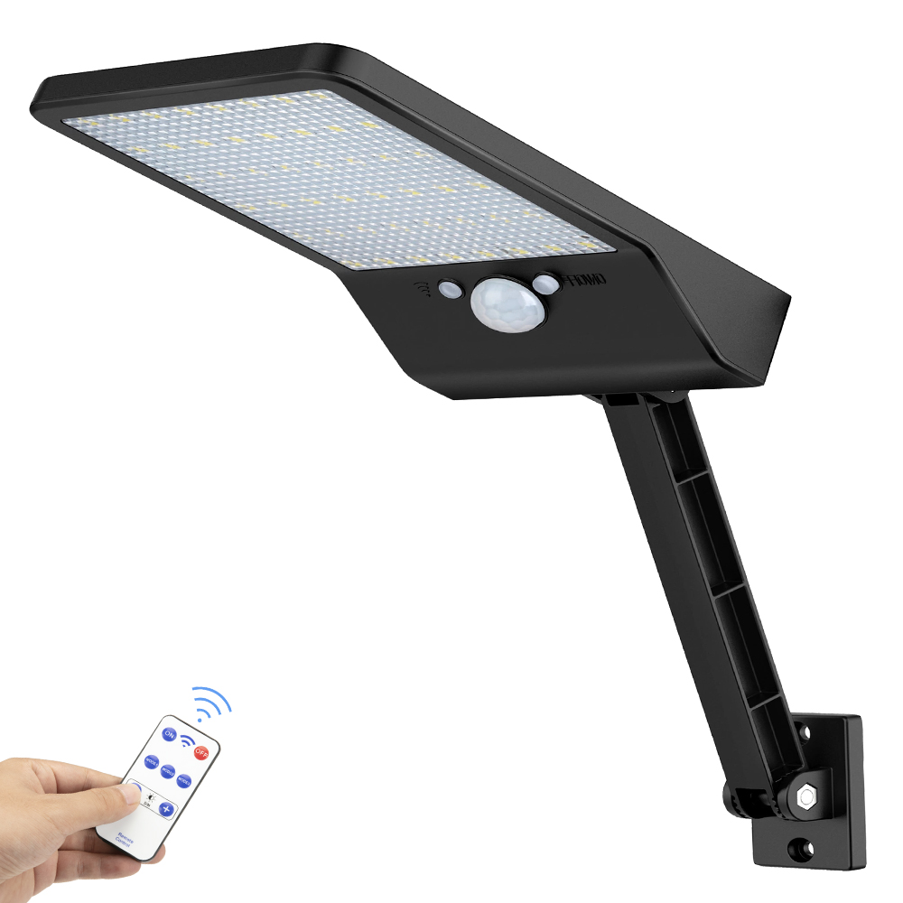 Leds Solar path flood Lights Garden Wall Street lamp Outdoor Controller Adjustable Waterproof Ip65 Rotable|  - title=