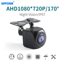 Reverse-Camera Rearview Auto-Parking-Monitor Car-Night-Vision Hippcron CCD Waterproof