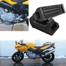 Reposapiés delantero de goma para motocicleta Yamaha YBR125 YBR 125, accesorios para motocicleta, 1 par