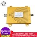 ZQTMAX двухдиапазонный 850 GSM ретранслятор 2g 3g 4g LTE UMTS сотовый телефон Сотовый усилитель B2 (шт) B5 (cdma)