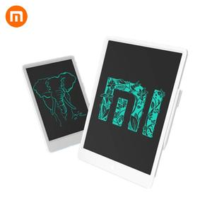 Image 1 - 2019 Newest Xiaomi LCD Writing Tablet with Pen Digital Drawing Electronic Handwriting Pad Message Graphics Board LCD Blackboard
