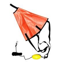 Corde de remorquage pour Kayak, canoë, bateau, ancre, corde de remorquage, accessoire de ligne de lancer + chaussette de 18 pouces, ancre de mer, Drogue