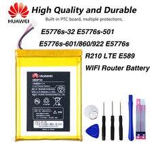 original huawei 4g lte pocket wifi e5776 e5776s e5776s 32 router pk r210 e589 e587 e5331 Original HuaWei HB5P1H 3000mAh WIFI Router Battery For HuaWei E5776s-32 E5776s-501 E5776s-601/860/922 E5776s R210 LTE E589