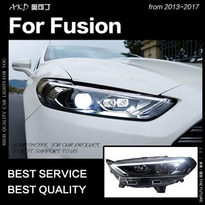 Car Styling Head Lamp for Ford