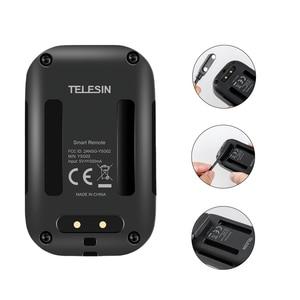 Image 5 - Telesin 80メートル無線lanリモートコントロール自己発光oledスクリーンとセットとショートカットキー移動プロヒーロー8 7 6 5 4セッション