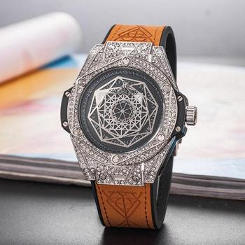NEW Luxury Brand Mechanical Wristwatch Mens Watches Quartz Watch With Stainless Steel Strap Relojes Hombre Automatic