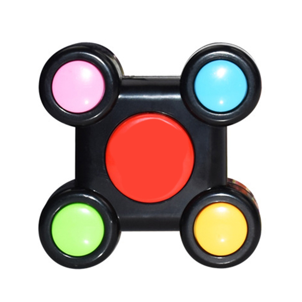 Flip Slide Cube Puzzle Toy Educational Memory Game Toy With Lights And Sounds Early Learning Toy For Children  Funny Toys Gift
