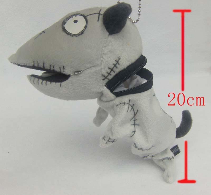 Disney Frankenweenie Sparky Costume Hat Horns Headpiece Frankenstein Dog Patch