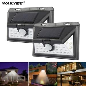 WAKYME 32 LED Solar Light Outd