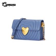 Genuine Leather Crossbody Bags For Women 2019 Shoulder Messenger Bag Female Leather Handbag Luxury Real Cow Leather women bag