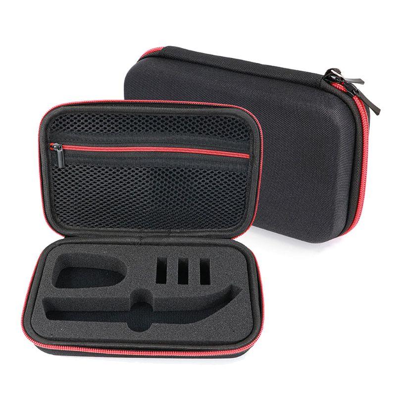 Portable Shaver Case OneBlade Trimmer And Accessories EVA Travel Bag Zipper Storage Pack Box Pro QP150/QP6520/QP6510 G8TC