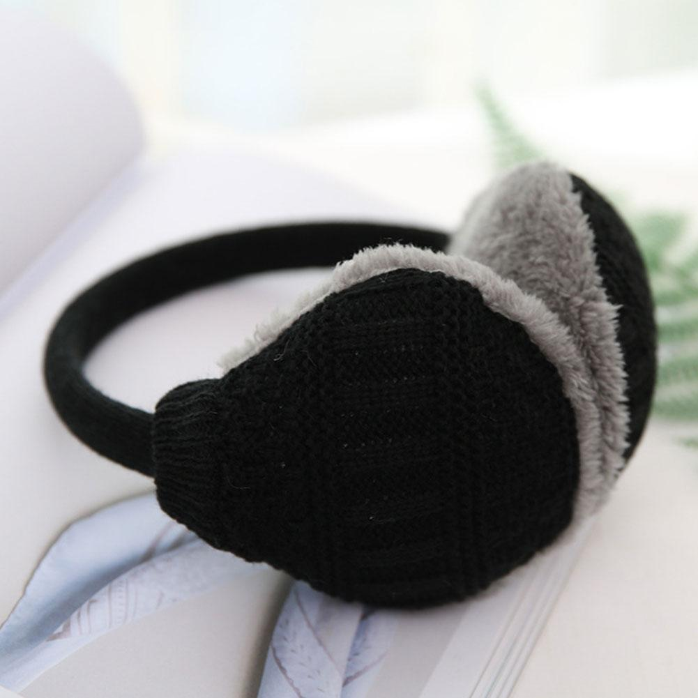 Women Ear Muffs Earmuffs Ear Warmer Head Band Adjustable Lady Men Girls Boy Winter Christmas Earmuff