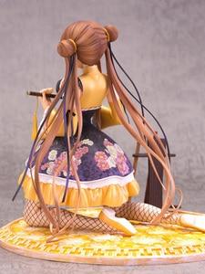 Image 2 - SKYTUBE قسط الطابع الأصلي من قبل توني تشون مي جين ليان الذهبي VER. بك عمل الشكل أنيمي نموذج لجسم اللعب دمية هدية