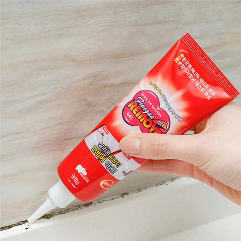 250 g Mildew Cleaning Agent Household Tile Cleaner Fungicide Mold Remover Gel