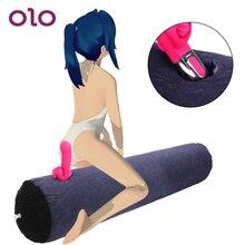 OLO Sex Furniture Sex Toys for Couples Flocking Magic Cushio