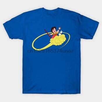 Hombres camiseta dragón Heidi camiseta mujer camiseta