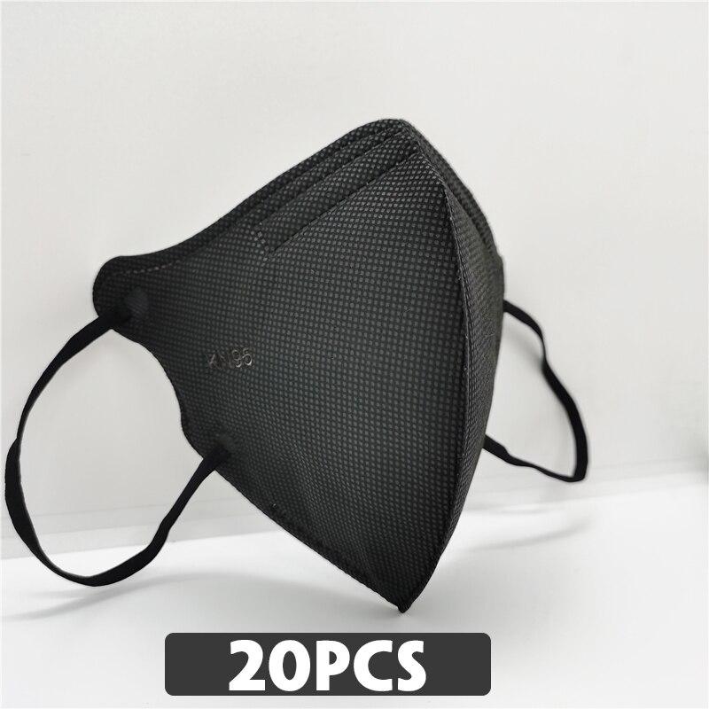 Black 20pcs