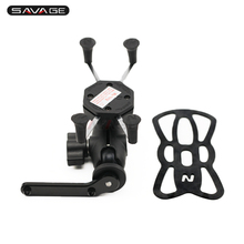 X-Grip Phone Holder For YAMAHA T-MAX 500 530/SD/XD YP 400/250 MAJESTY CP 250 MAXAX Motorcycle GPS Navigation Bracket USB Charger