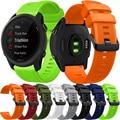 Силиконовый ремешок для Garmin Forerunner 745 GSP Смарт-часы браслет быстросъемные спортивные ремешки Correa ремень аксессуары браслет