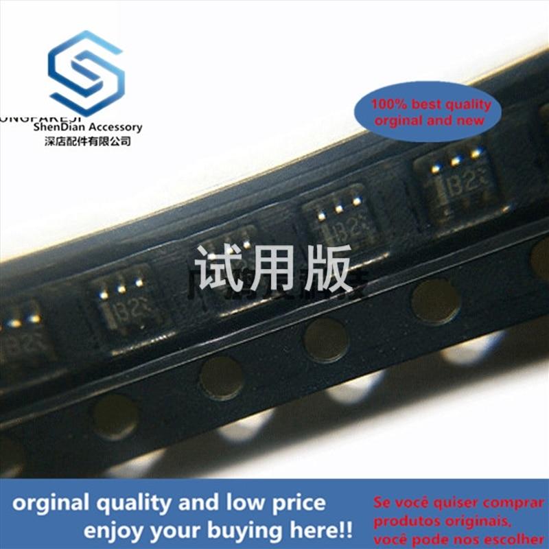 10pcs 100% Orginal New UMB2N TN Dual PNP Compound Band Stop Transistor SOT-363