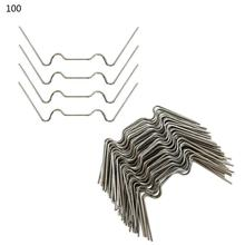 Glazing-Clips-Tool Spring-Wire Greenhouse Galvanized-Steel Thick Strong