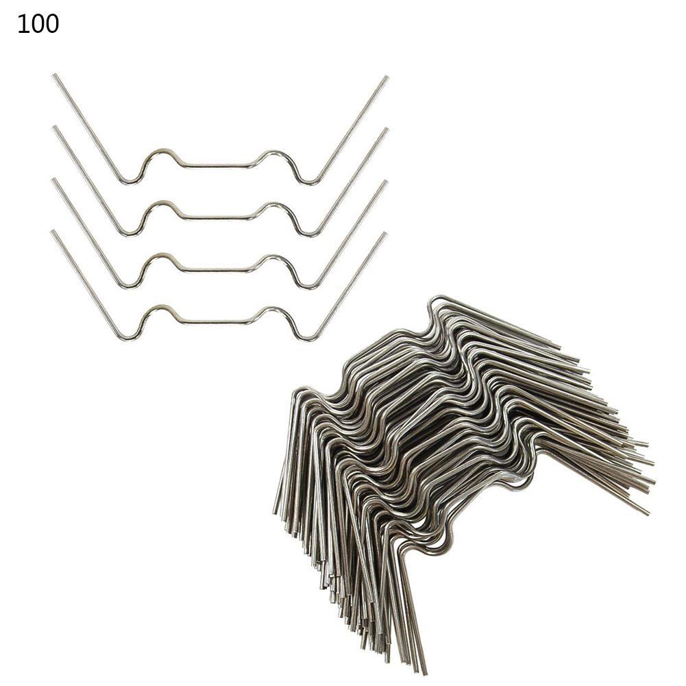 100 застекленных зажимов толстые тепличные зажимы для остекления инструмент оцинкованные стальные Пружинные зажимы для остекления крепкие хомуты