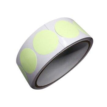 150 шт 10*10*2,5 круговая лента светящаяся декоративная светящаяся лента клейкие ленты DIY