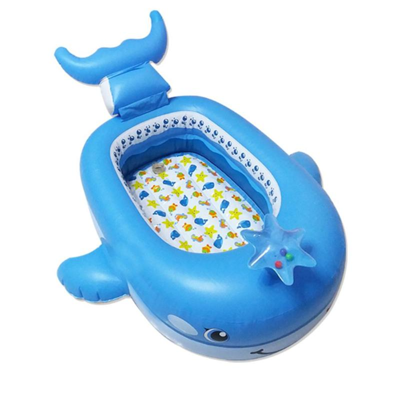 Summer Kids Water Inflatable Swimming Ring Floating Bed Swim Party Tool Beach Water Play Cooling Toys For Children Outdoor Fun