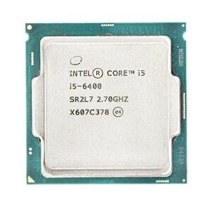 Intel Core i5-6400 i5 6400 2,7 ГГц четырехъядерный процессор 6M 65W LGA 1151