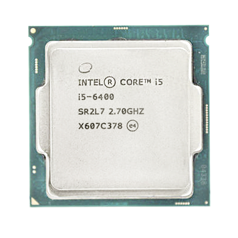 Intel Core i5-6400 i5 6400 2,7 GHz Quad-Core Quad-Gewinde CPU Prozessor 6M 65W LGA 1151