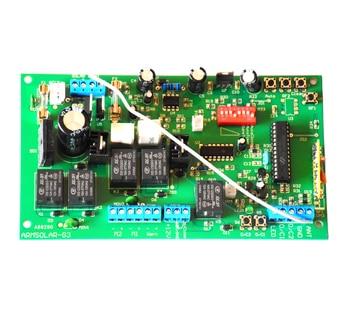 Płytka elektroniczna 12V płyta główna do podwójnego skrzydła automatyczna brama przesuwna opener motor 12VDC