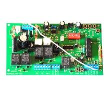Tarjeta electrónica de 12V, placa base, placa de circuito para motor de abridor de puerta oscilante automático de doble ala, 12VDC