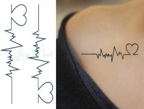 กันน้ำชั่วคราวTATTOO Anchor FeatherภาษาอังกฤษWord Letter tatoo Water Transferแฟลชปลอมสำหรับผู้หญิงผู้ชาย 10.5 * * * * * * * 6 ซม.
